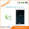 Micro USB port 7inch Android MTK gsm mobile phone tablet pc