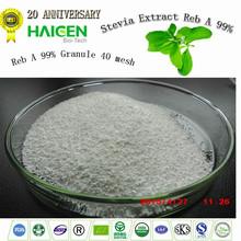 Stevia Rebaudioside A 99% Granule 40 mesh
