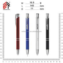 metal light tip pen