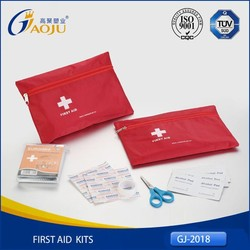 Welcome OEM ODM universal 2014economical baby children first aid kit