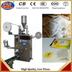 Factory updated Automatic 10-15g Tea Bag Packing Machine