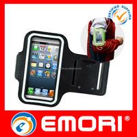 custom Hot Selling Outdoor Waterproof Running Reflective Sport Armband
