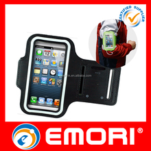 custom Hot Selling Outdoor Waterproof Running Reflective Sport Armband