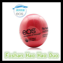 EOS Lip Balm Container 7g spherical fruit natural lip balm