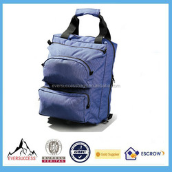 High Quality Military Medical Backpack , Factory Customized Cheap Emergency Rescue Backpack for Nurse
