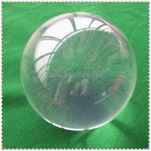 Acrylic 35MM/50MM/65MM/95M Diameter Colorful Ball Lucite Ball with a Through Hole