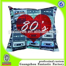 Beautiful design square multifunction wholesale fashion seat cushion