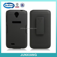 Belt clip holster combo phone case for Lenovo A850