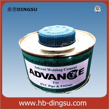 PVC/UPVC Solvent Adhesive in metallic tin