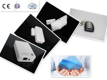 New product of home security surveillance alarm system,console door magnetic/PIR detector/gas detector/remote control