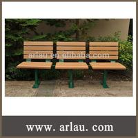 Antiseptic Waterproof WPC Garden Bench