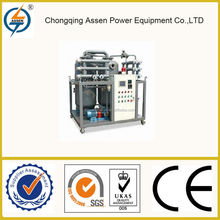 Easy to use vacuum insulating oil purification units