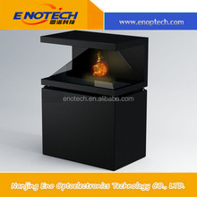 trade show promotional products 3d rear projection film adhesive rear projection screen film