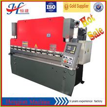 WC67Y Hydraulic Banding Machine steel plate moulding machine cnc machine press brake 600 tons