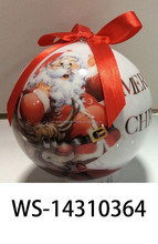 High Quality LED Christmas Ball, Clear Plastic Christmas Balls Ball Ornaments