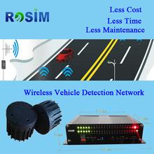 rosim sensores para la detección del tráfico en la carretera para sensores electrónicoinalámbrico de control de tráfico