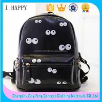 2015 Popular Fashion Women Backpack Bags PU Leather Girls School Bag