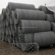 Strengthening structure of soil welded gabion mesh