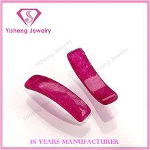 Curvy Shaped Loose Cabochon Cut Fake Natural Gemstone for Ring