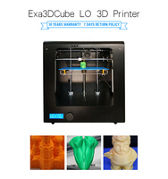 10 YEARS WARRANTY 7 DAYS RETURN POLICY 3D PRINTER 3d modeling printer Build Size 280*180*200mm 3d concrete printer FCC CE