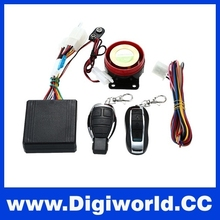 High Quality Anti-theft Remote Starter Motorcycle Alarm System