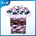 Promoción, extenderse camiseta hombres, camiseta personalizable