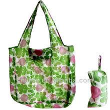 New design Nylon foldable tote bag