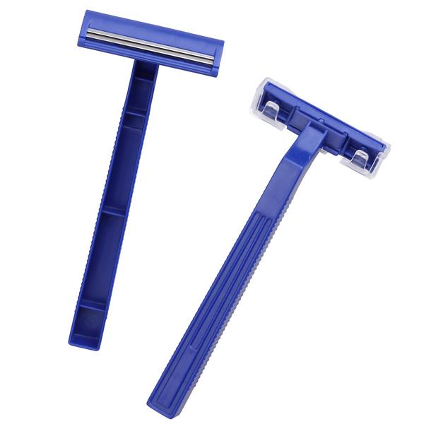 D210 Benutzerdefinierte Marken Einweg Rasiermesser Doppelklinge Haarrasierer