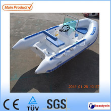 inflatable rib boat with CE certificate