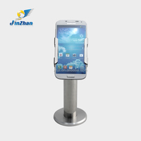 2015 top sales funny desktop flexible cell phone holder