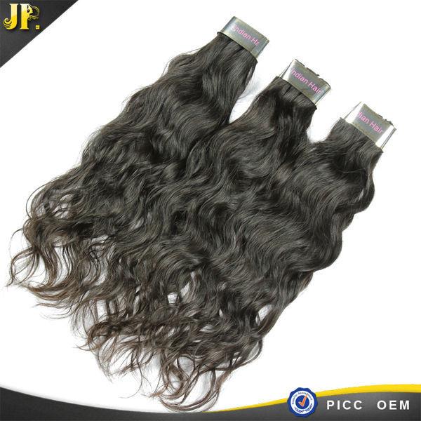 Indien Vague Normale 8A Un Donneur Cheveux Crochet Tresses De Cheveux Humains