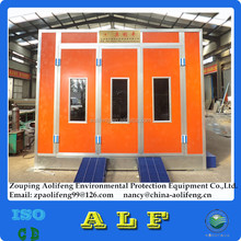 Hot Selling and CE Approved Auto Car Spray Paint Booth Car Body Paint Booth