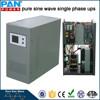 1kva 2kva 3kva single phase pure sine wave built-in battery ups