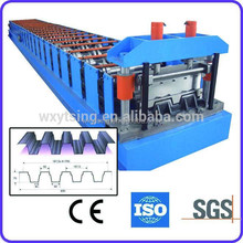 YTSING-YD-4773 Pass CE and ISO Metal Deck RFM, Metal Deck Roll Forming Machine