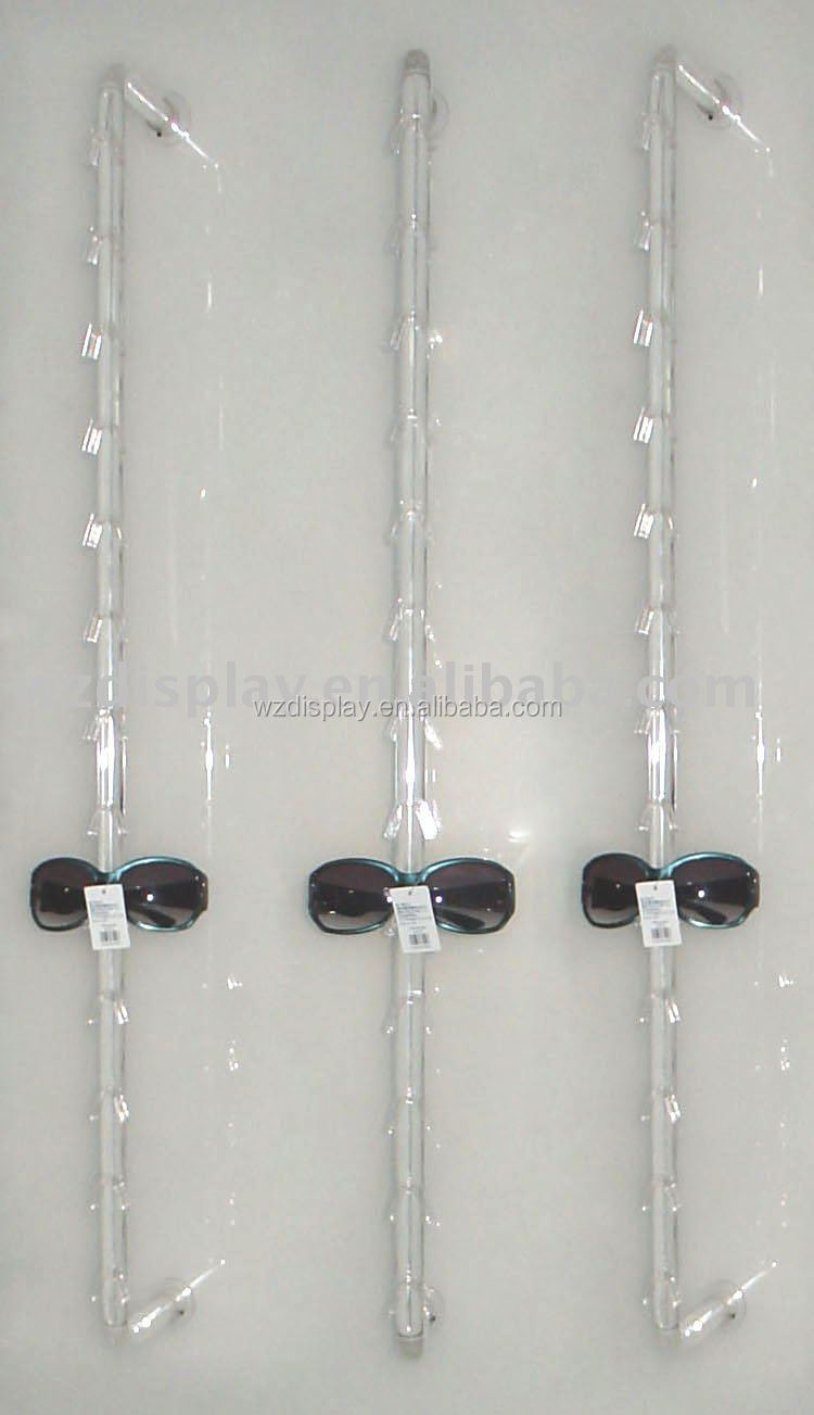 Eyeglass Frame Display Rods : Optical Frame Display Rods;sunlasses Display Poles;wall ...