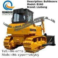 Construction Machinery Equipment Liugong CLGB160 Liugong CLGB160 Bulldozers