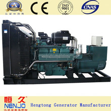High Efficiency 220KW CE Diesel Generator with Chinese Wudong Engine