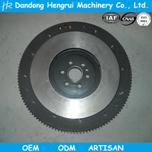 cast iron Dual Mass Flywheel with 2 years warranty in OEM&ODM from Hengrui factory