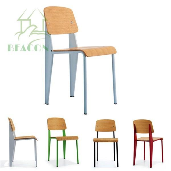 2015 hot vente bureau conf rence chaises replica jean prouv standard chaise chaises de salon. Black Bedroom Furniture Sets. Home Design Ideas