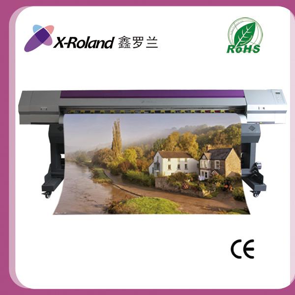 roland sticker printing machine