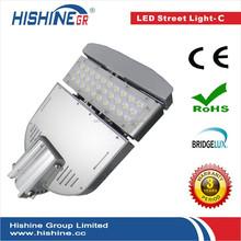 High Luminous Solar Wind Led Street Lights, Led Bulb Lights Multicolor, 50w Solar Street