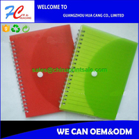factory price school exercise notebooks line printing