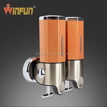 1000ml Liquid Soap Dispenser/Automatic Soap Dispenser /stainless steel water dispenser Orange color