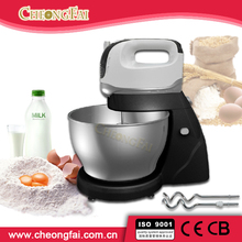 Kitchen Cake Mixer And Egg Beater With 4L Big Capacity Stainless Steel Bowl