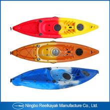 China Wholesale Custom customize varioud plastic lldpe canoe and leisure kayak