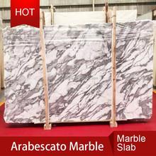 Italian Arabescato White Marble