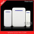 universal portátil ultradelgado polímero externa cargador de batería usb powerbank