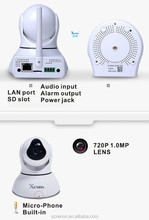 Shenzhen wireless ip camera with 3.6mm ir night vision ip camera home security cheap price