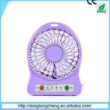 Móvil de aire acondicionado ventilador del escritorio mini usb