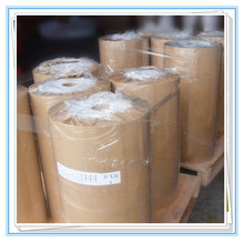 self adhesive Laminated Thermal paper for baggage tag in airline/railway